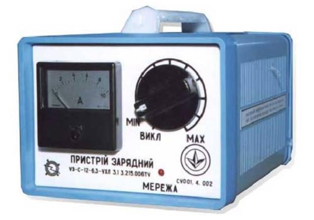 зарядное устройство для автомобильных аккумуляторов - Схемы.