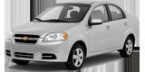 Chevrolet Aveo '06-11 T250