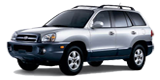 Hyundai Santa Fe '01-06 SM