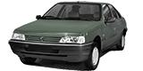Peugeot 405 '87-96