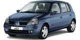Clio II / Symbol '01-12