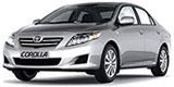 Toyota Corolla с 2007-2012