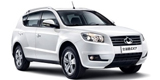 Geely Emgrand X7 '13-
