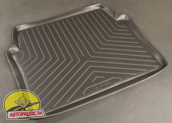 Фото <b>Nor-Plast</b> <b>Коврик</b> в багажник для Mercedes E-Class W124 ...