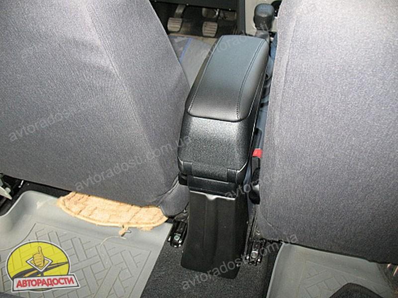 Фото Armster Подлокотник Armster для Renault Logan '04-12 (серый). Галерея товаров WWW.AVTORADOSTI.COM.UA