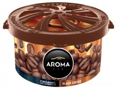 "Ароматизатор Aroma Car ""Organic"" black coffee"