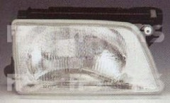 Фара передняя для Opel Kadett E '85-91 левая (DEPO) механич. 1216330