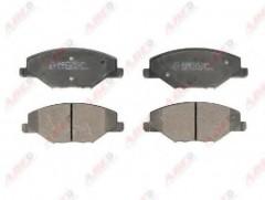 Тормозные колодки передние ABE C1W070ABE, дисковые