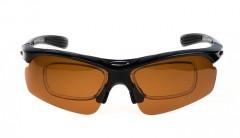 Очки водителя Fashion S03 (темно-коричневые)