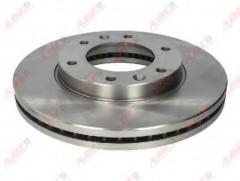 Комплект передних тормозных дисков ABE C30533ABE (2 шт.)