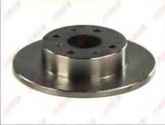 Комплект передних тормозных дисков ABE C36004ABE (2 шт.)