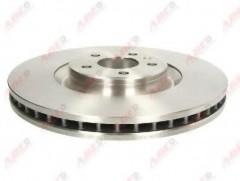 Комплект передних тормозных дисков ABE C3A035ABE (2 шт.)