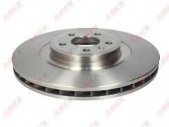 Комплект передних тормозных дисков ABE C3A036ABE (2 шт.)
