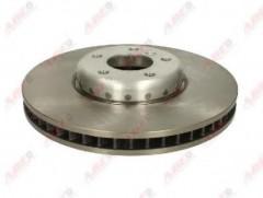 Комплект передних тормозных дисков ABE C3B042ABE (2 шт.)
