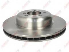 Комплект передних тормозных дисков ABE C3B047ABE (2 шт.)