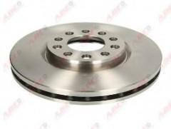 Комплект передних тормозных дисков ABE C3D024ABE (2 шт.)