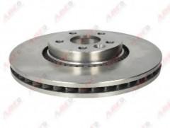Комплект передних тормозных дисков ABE C3G042ABE (2 шт.)
