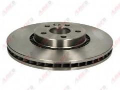 Комплект передних тормозных дисков ABE C3G044ABE (2 шт.)