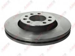 Комплект передних тормозных дисков ABE C3P031ABE (2 шт.)