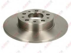Комплект задних тормозных дисков ABE C4F006ABE (2 шт.)