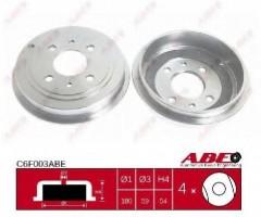 Тормозной барабан задний ABE C6F003ABE