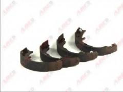 Тормозные колодки задние ABE CRY003ABE, для стояночной системы