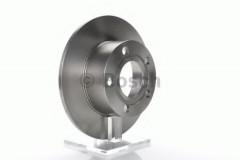 Комплект тормозных дисков BOSCH 0 986 478 132 (2 шт.)