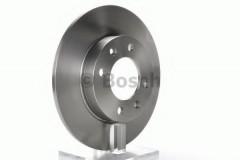 Комплект тормозных дисков BOSCH 0 986 478 608 (2 шт.)