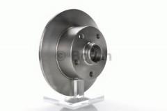 Комплект тормозных дисков BOSCH 0 986 478 759 (2 шт.)