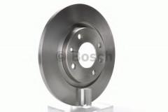 Комплект тормозных дисков BOSCH 0 986 478 847 (2 шт.)