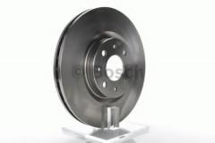 Комплект тормозных дисков BOSCH 0 986 478 855 (2 шт.)