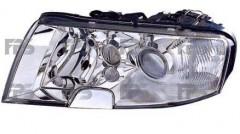 Фара передняя для Skoda Superb '02-08 правая (DEPO) D2S+Н3 3U1941018F