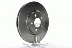Комплект тормозных дисков BOSCH 0 986 479 029 (2 шт.)