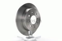 Комплект тормозных дисков BOSCH 0 986 479 101 (2 шт.)