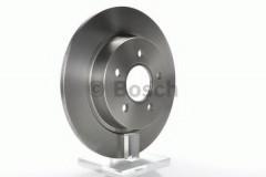Комплект тормозных дисков BOSCH 0 986 479 170 (2 шт.)