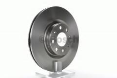Комплект тормозных дисков BOSCH 0 986 479 224 (2 шт.)