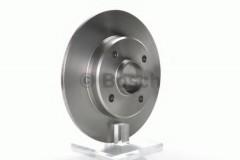 Комплект тормозных дисков BOSCH 0 986 479 255 (2 шт.)