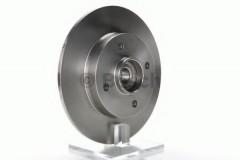 Комплект тормозных дисков BOSCH 0 986 479 279 (2 шт.)