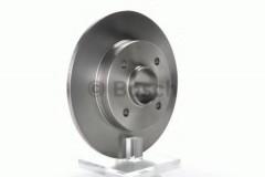 Комплект тормозных дисков BOSCH 0 986 479 388 (2 шт.)
