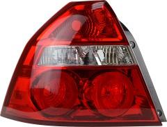 Фонарь задний для Chevrolet Aveo T250 седан '06-09 левый (DEPO) 235-1903L-UE