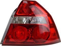 Фонарь задний для Chevrolet Aveo седан '06-09 правый (DEPO) 235-1903R-UE