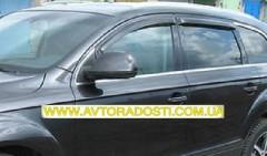 EGR Дефлекторы окон для Audi Q7 '05-14 (EGR)