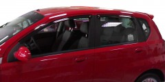 EGR Дефлекторы окон для Chevrolet Aveo '06-11, хетчбек (EGR)