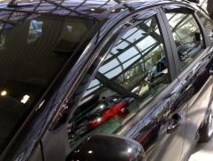 EGR Дефлекторы окон для Ford Focus II '04-11 хетчбек, 5дв., 4шт. (EGR)
