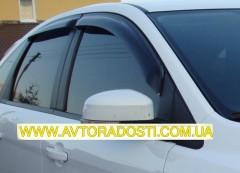 EGR Дефлекторы окон для Ford Focus II '04-11 седан, 4шт. (EGR)