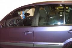 EGR Дефлекторы окон для Ford Fusion '02-12 (EGR)