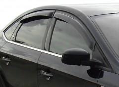 EGR Дефлекторы окон для Ford Mondeo '07-14, седан, 4шт. (EGR)