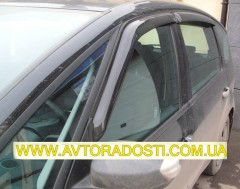 EGR Дефлекторы окон для Ford S-Max '06-15 (EGR)
