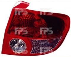 Фонарь задний для Hyundai Getz '02-05 правый (DEPO) 221-1917R-UE