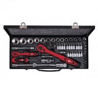 Профессиональный набор инструментов ET-6056 (Intertool)